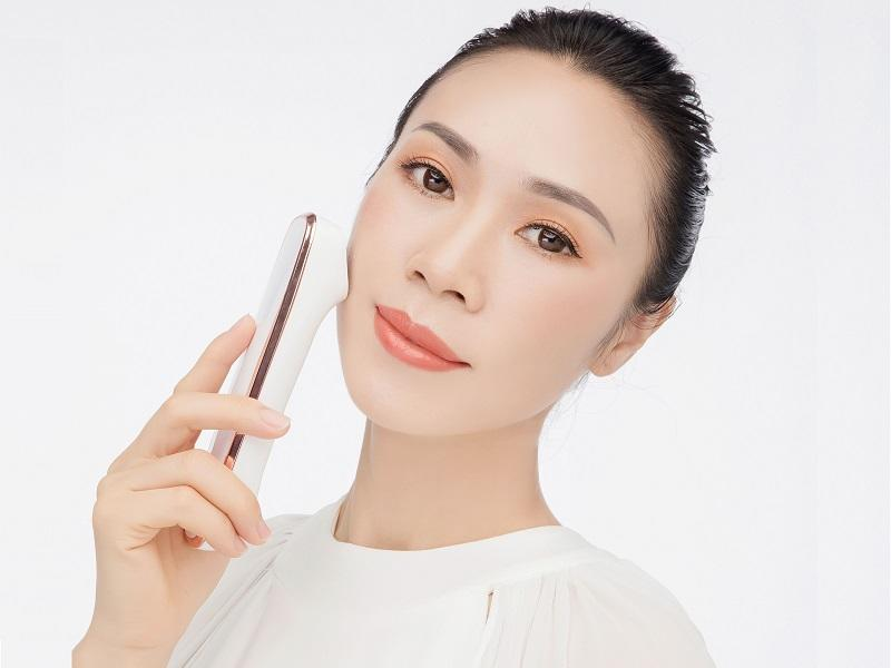 RF Anti-aging device for home